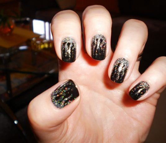 Nail Art Facili: Fantasia Rock sulle Unghie