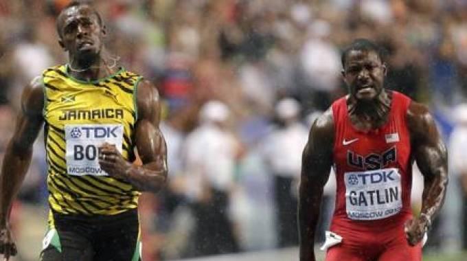 Mondiali di atletica a Pechino: Gatlin e Bolt superano le batterie dei 100m