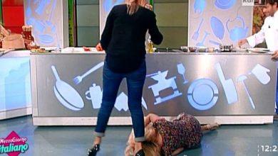 Video Lisa Fusco-Spaccata: L'incidente su Rai Uno è virale sui social
