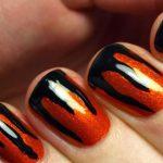 Nail Art Facili: Harley Davidson