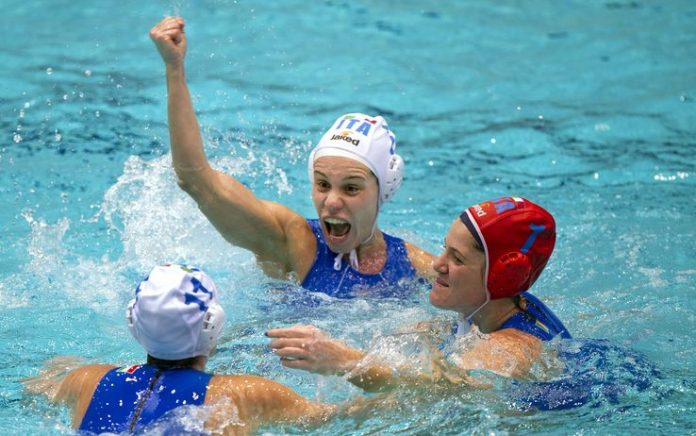 Video Italia-Grecia 9-6: Nazionale Pallanuoto Femminile in Semifinale del Mondiale in Kazan