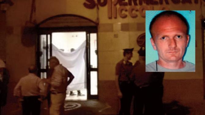 Rapina al Supermercato: A Castello di Cisterna ucciso un cliente