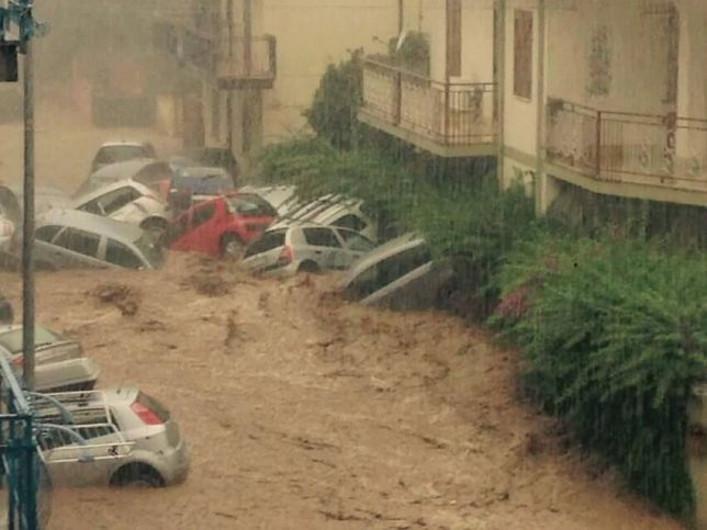Alluvione a Rossano: Video Maltempo in Calabria