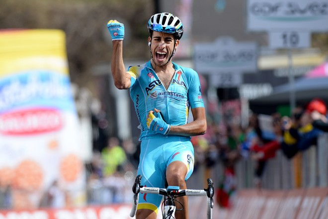 Fabio Aru vince la Vuelta di Spagna 2015