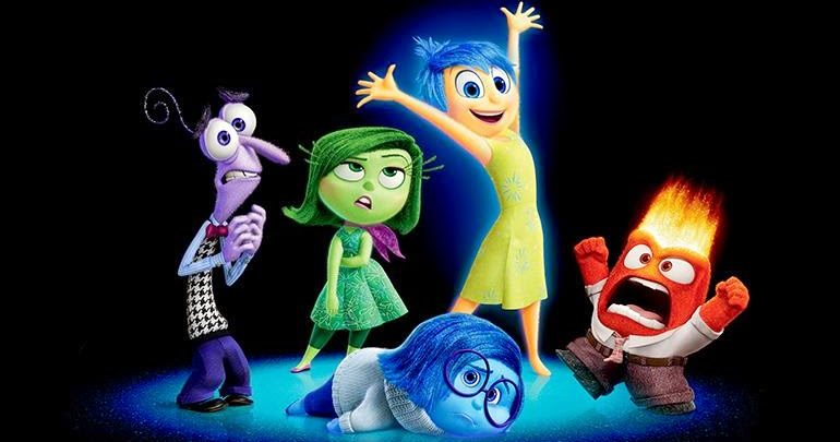 Inside Out, al cinema il Nuovo cartone 3D firmato Disney/Pixar
