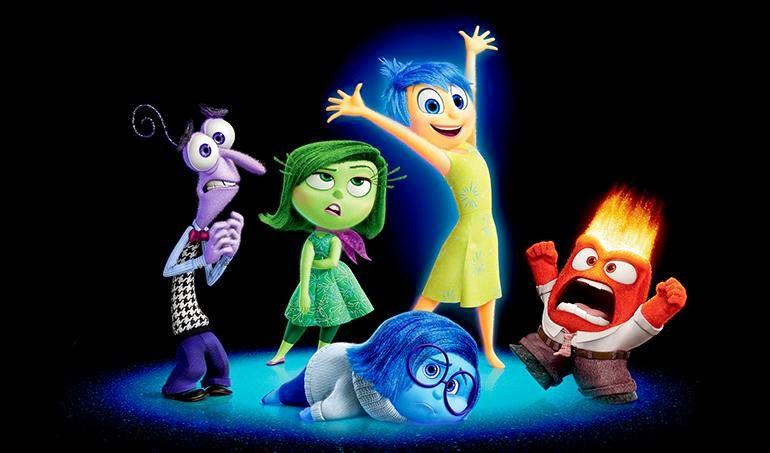 Inside Out, al cinema il Nuovo cartone 3D firmato Disney/Pixar