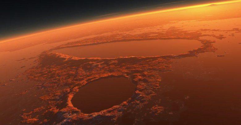 Acqua Salata su Marte, l'annuncio della NASA