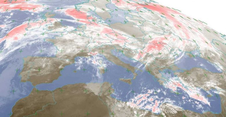 Previsioni Meteo Ottobre: ciclone mediterraneo in arrivo