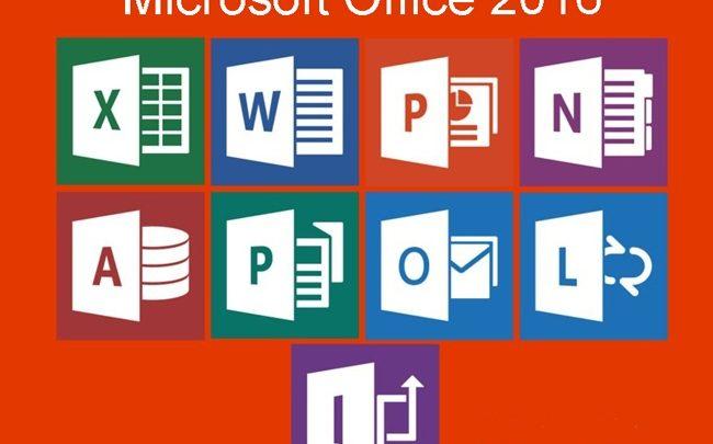 Office 2016, Svelata la Nuova Suite