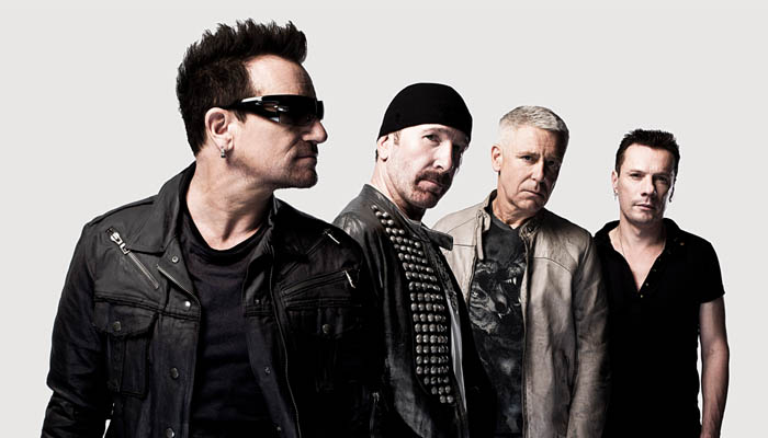 "U2: pubblicato un nuovo video di ""Song for someone"" su Facebook"