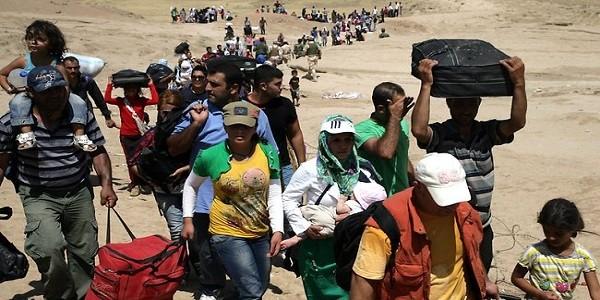 Profughi in Europa, 120mila ricollocati tra gli Stati aderenti