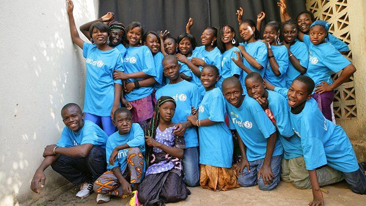 Dati Unicef: sono 106 mila i bambini che chiedono aiuto all'UE