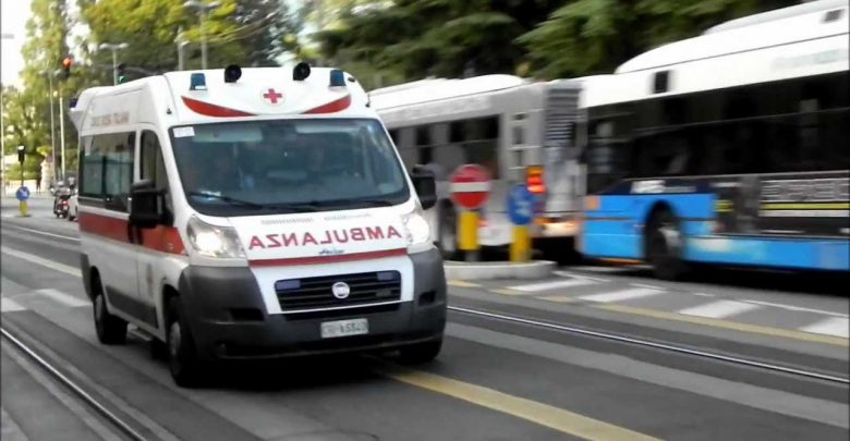 Cronaca Reggio Emilia: bimba 3 anni cade dal secondo piano, le condizioni sono gravi