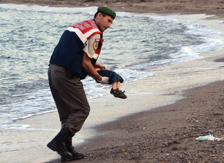 Bimbo siriano morto: l'ultimo saluto del papà di Aylan alla sua famiglia