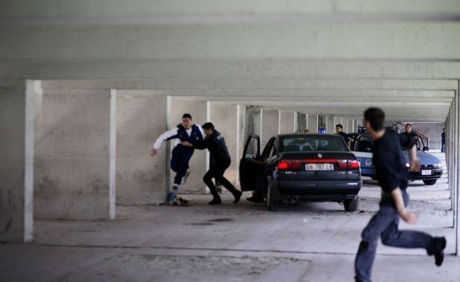 """Arrestato attore film """"Gomorra"""" per spaccio di droga"""