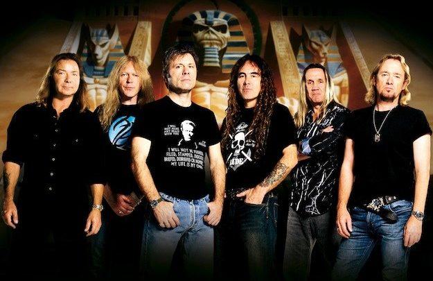 Hit Parade Album più venduti in Italia: Iron Maiden in vetta
