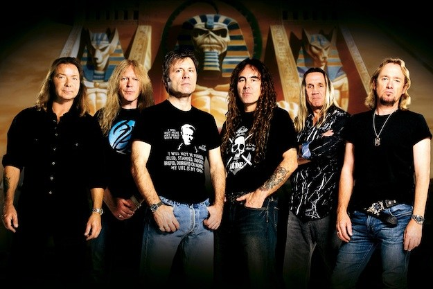 Hit Parade Album più venduti in Italia: Iron Maiden in vetta
