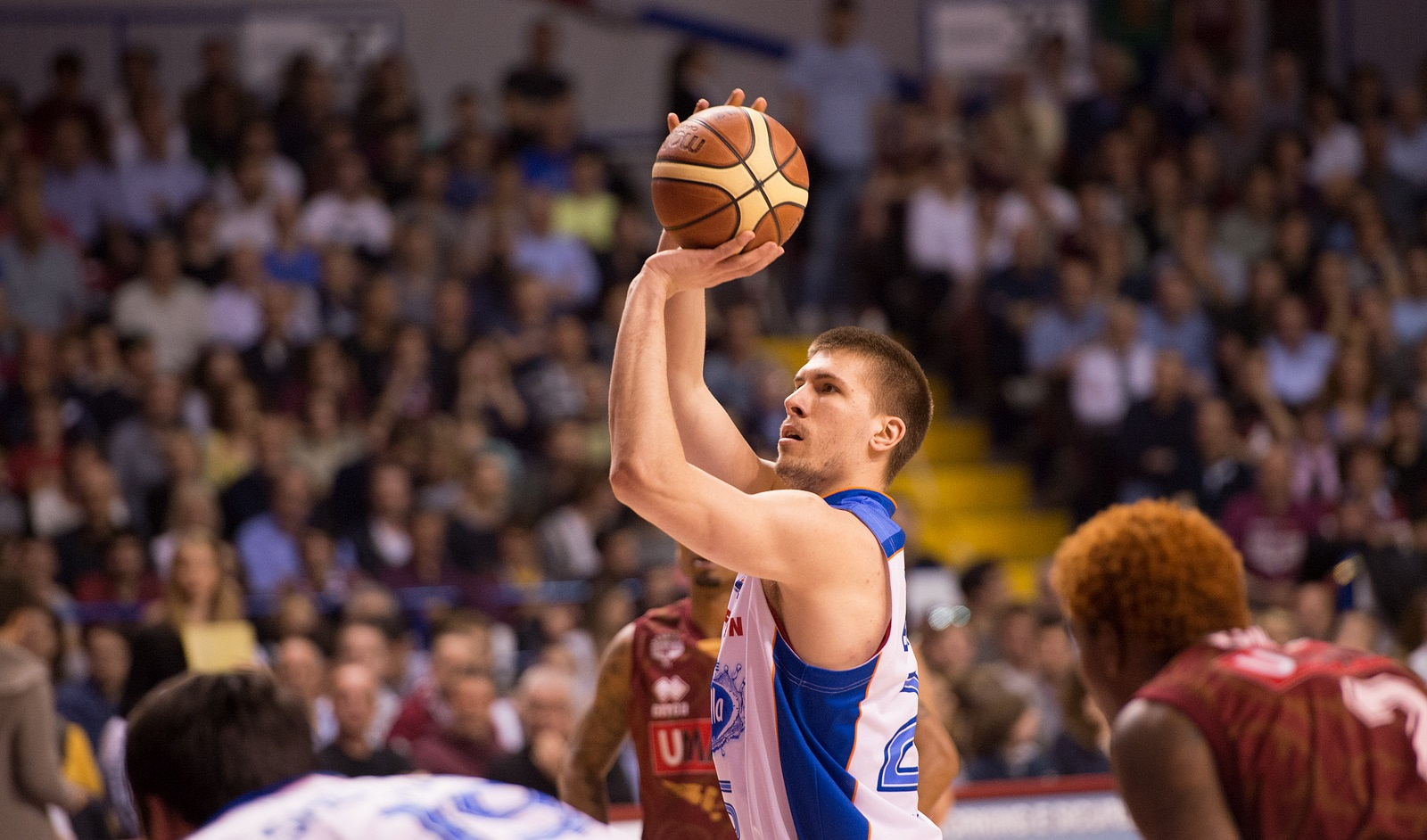 Basket: Buva Ufficiale alla Sidigas Avellino