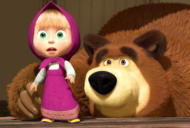 Masha e orso terza stagione a rischio