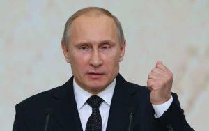 """Putin in Siria: """"Raid contro l'Isis"""""""