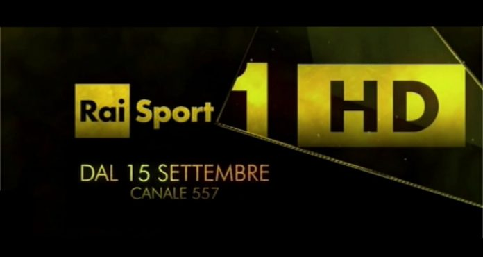 Rai Sport 1 passa in HD, ecco le novità e le conseguenze