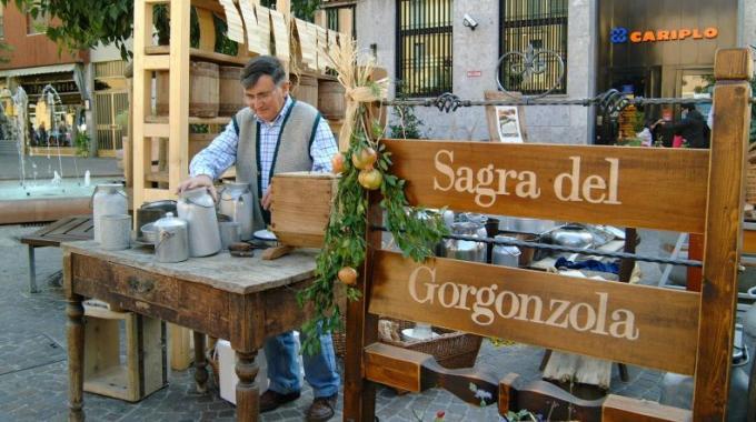 Sagra Del Gorgonzola 2015: Date, Orari e Itinerari