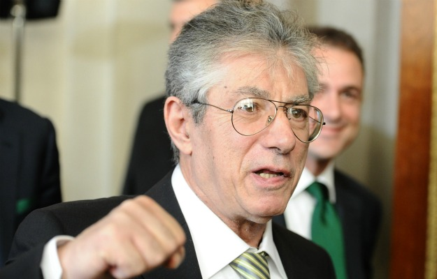Umberto Bossi Condannato per Vilipendio a Napolitano