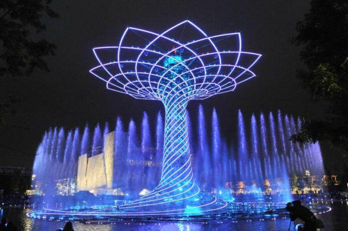 Expo Milano 2015: L'albero della vita resterà (Video Youtube)
