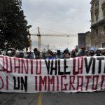 Protesta Immigrati africani a Sarno, Rapito Dipendente dell'Hotel