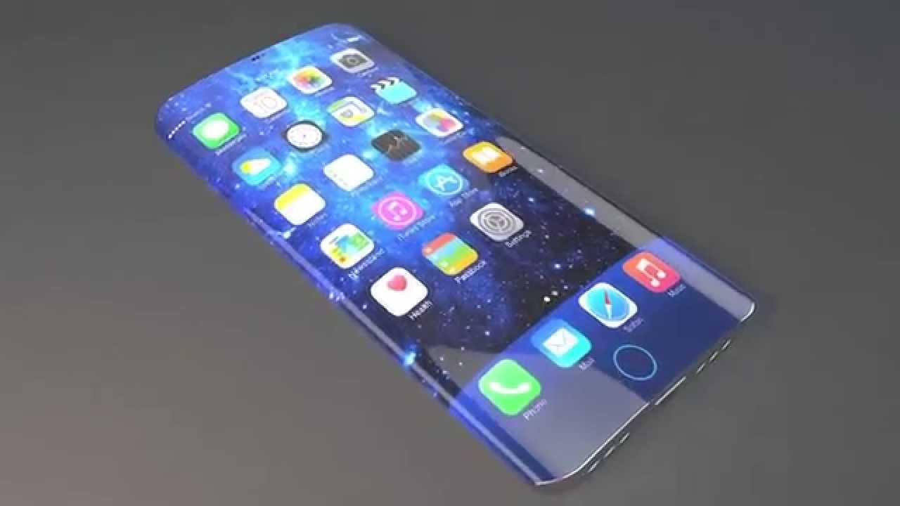 iPhone 7: Il nuovo modello avrà lo schermo curvo?