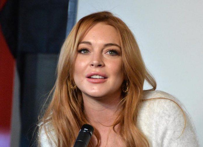 Lindsay Lohan news: l'attrice annuncia