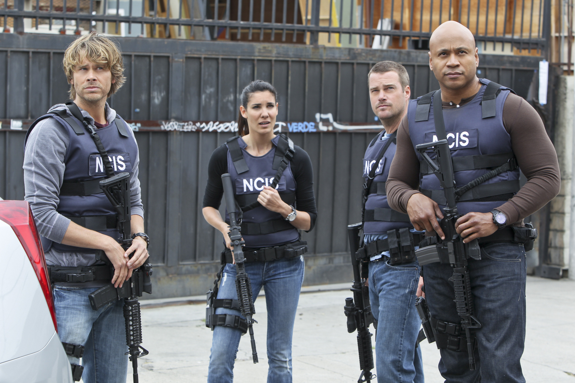 Driving Miss Diaz: la Nuova Puntata di NCIS Los Angeles