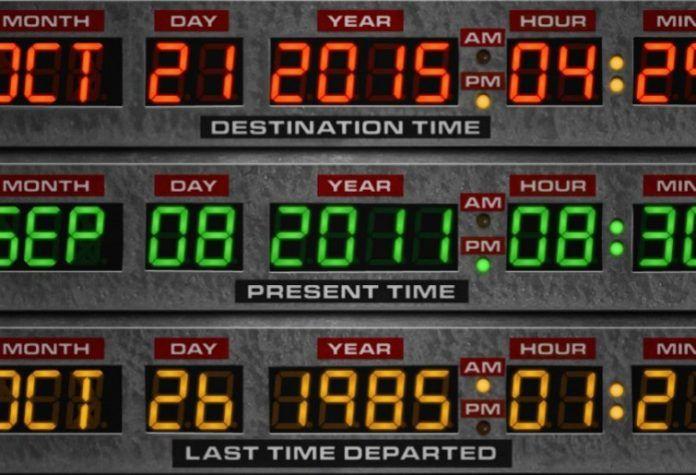 Ritorno al Futuro Day: Marty McFly e Doc arrivano il 21 Ottobre 2015