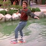 L'Hoverboard di Ritorno al futuro è in progettazione