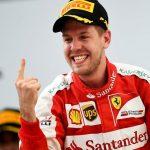 """Scontro Rossi-Marquez, Vettel: """"Valentino ha fatto la cosa giusta"""""""