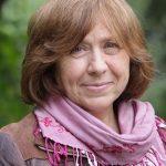 Svetlana Aleksievich, Vincitore del Premio Nobel per la Letteratura 2015