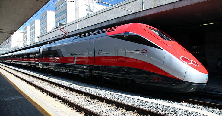 Treno-Frecciarossa