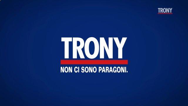 Volantino Trony: Acquista due Elettrodomestici, il meno caro lo paghi la metà
