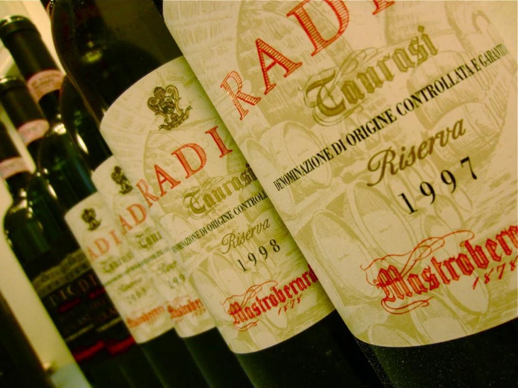 Italia primo produttore mondiale di Vino: Francia superata