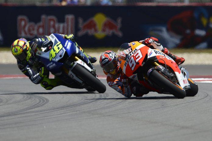 Marquez-Rossi: cosa pensano gli spagnoli