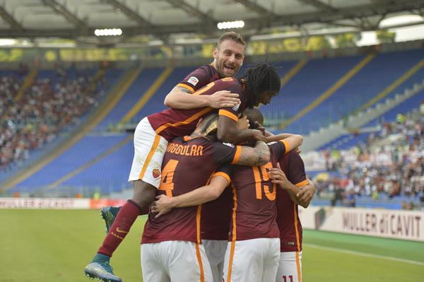 Highlights Fiorentina-Roma 1-2: Video Gol e Sintesi (Serie A 2015-2016)