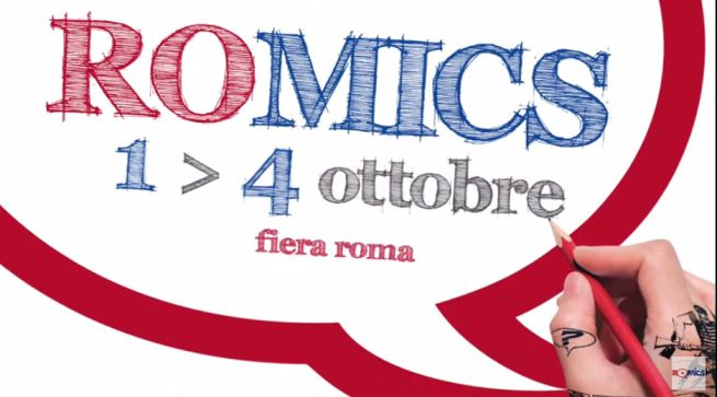 Romics 2015, programma, ospiti e prezzi