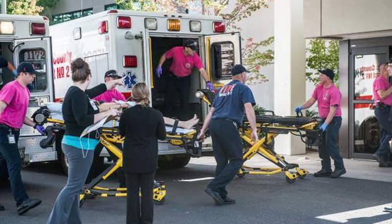 Sparatoria in un College Americano: 15 Morti e 20 Feriti