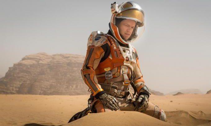 The Martian: al cinema il nuovo film di Ridley Scott