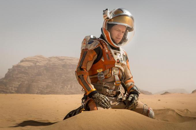 The Martian: al cinema il nuovo film di Ridley Scott