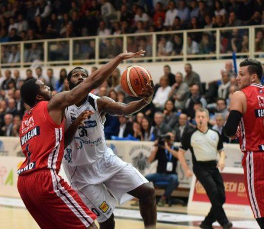 Highlights Trento-Milano 80-73: Video Sintesi (Serie A Basket 2015-16)