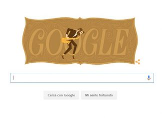 Google Doodle di oggi 6 novembre dedicato a Adolphe Sax