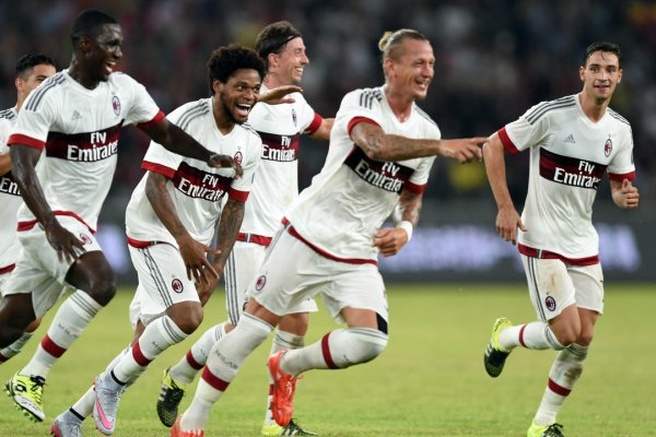 Highlights Lazio-Milan 1-3: Video Gol e Sintesi (Serie A 2015-16)