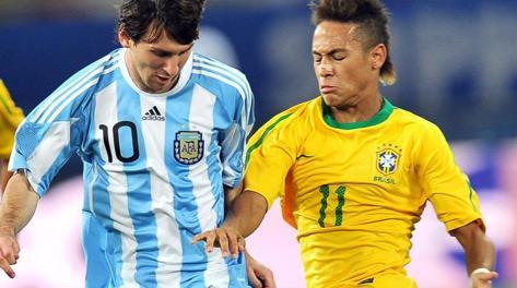 Argentina-Brasile Streaming Gratis e Diretta Live su Gazzetta Tv
