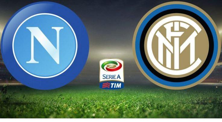 Napoli-Inter streaming gratis Rojadirecta e Live Tv